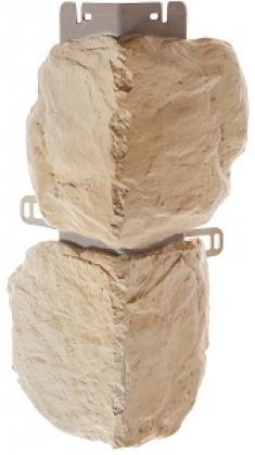 Наружный угол Бутовый Камень (балтийский)