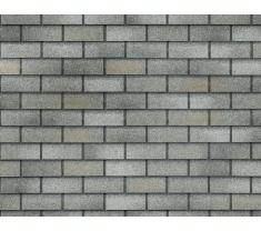 ТЕХНОНИКОЛЬ HAUBERK фасадная плитка, кирпич (Серо-бежевый)